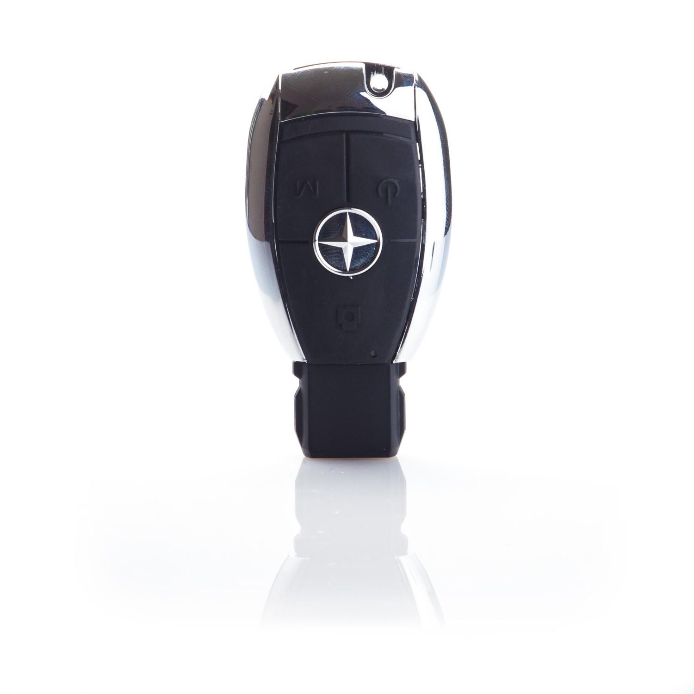 Chiave auto spia Mercedes