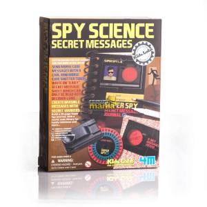 Gioco kit messaggi segreti