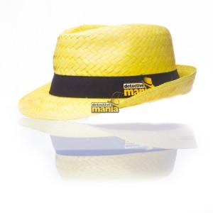Cappello paglia Detectivemania