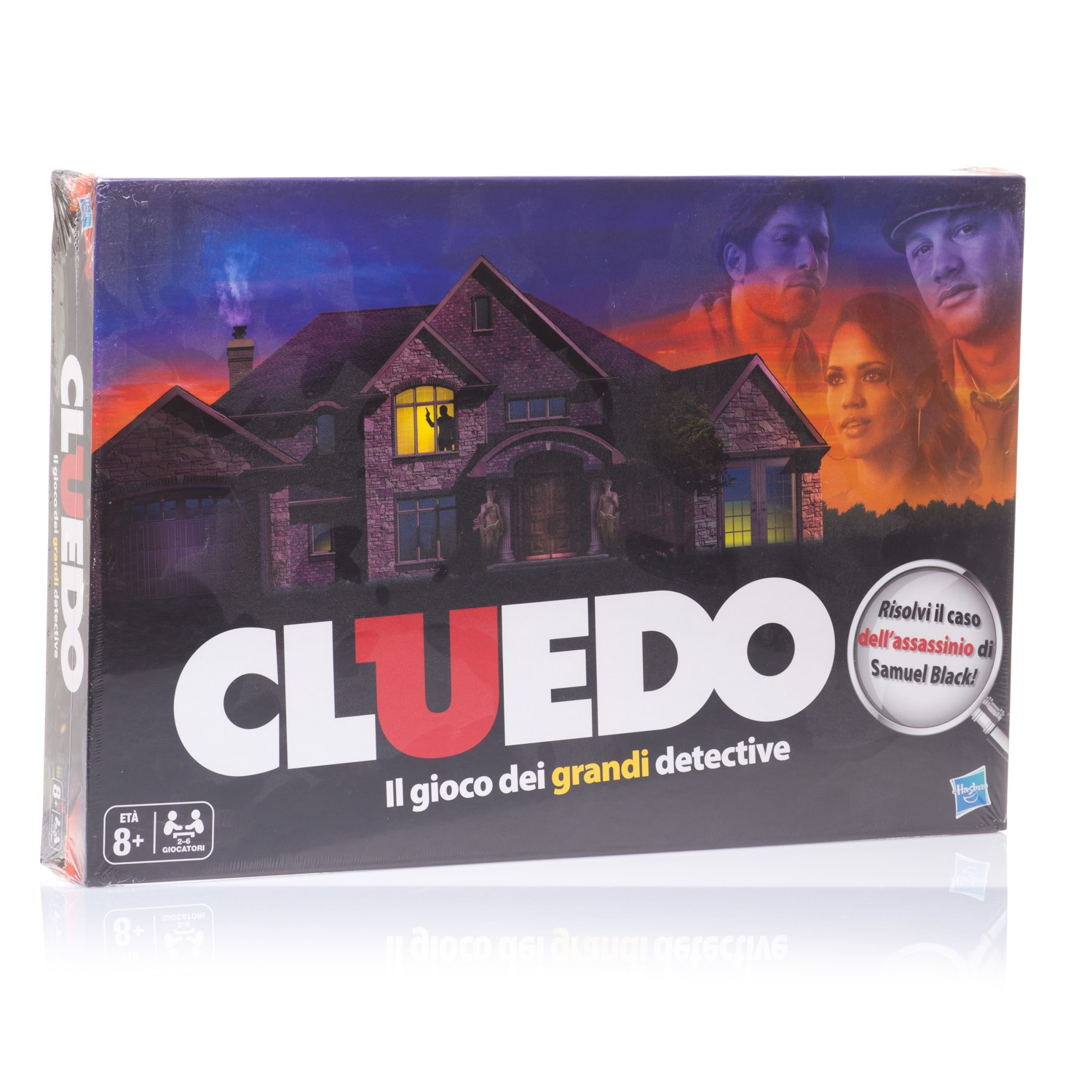 Cluedo reinvention