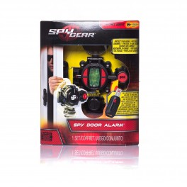 Spy Gear Door Alarm