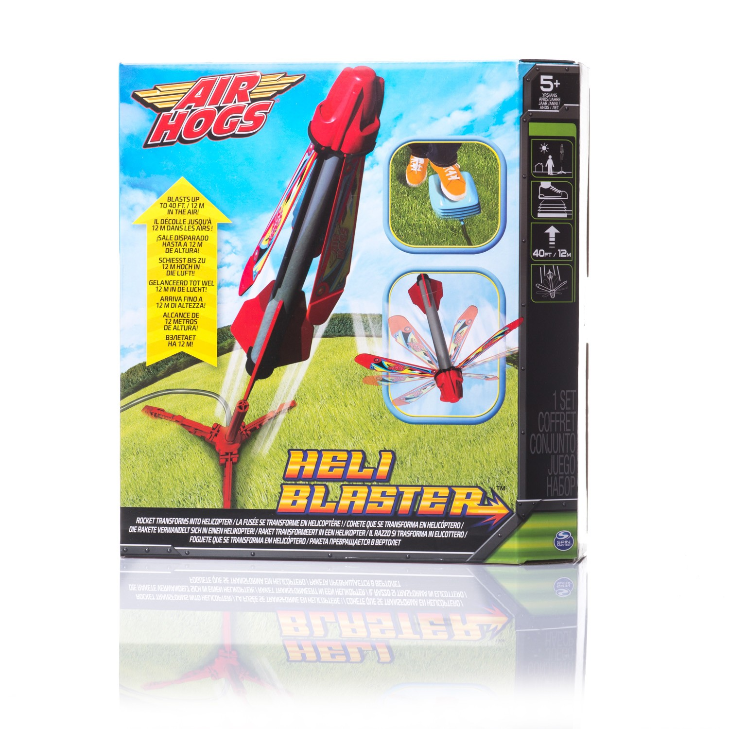 Heli Blaster AIR HOGS
