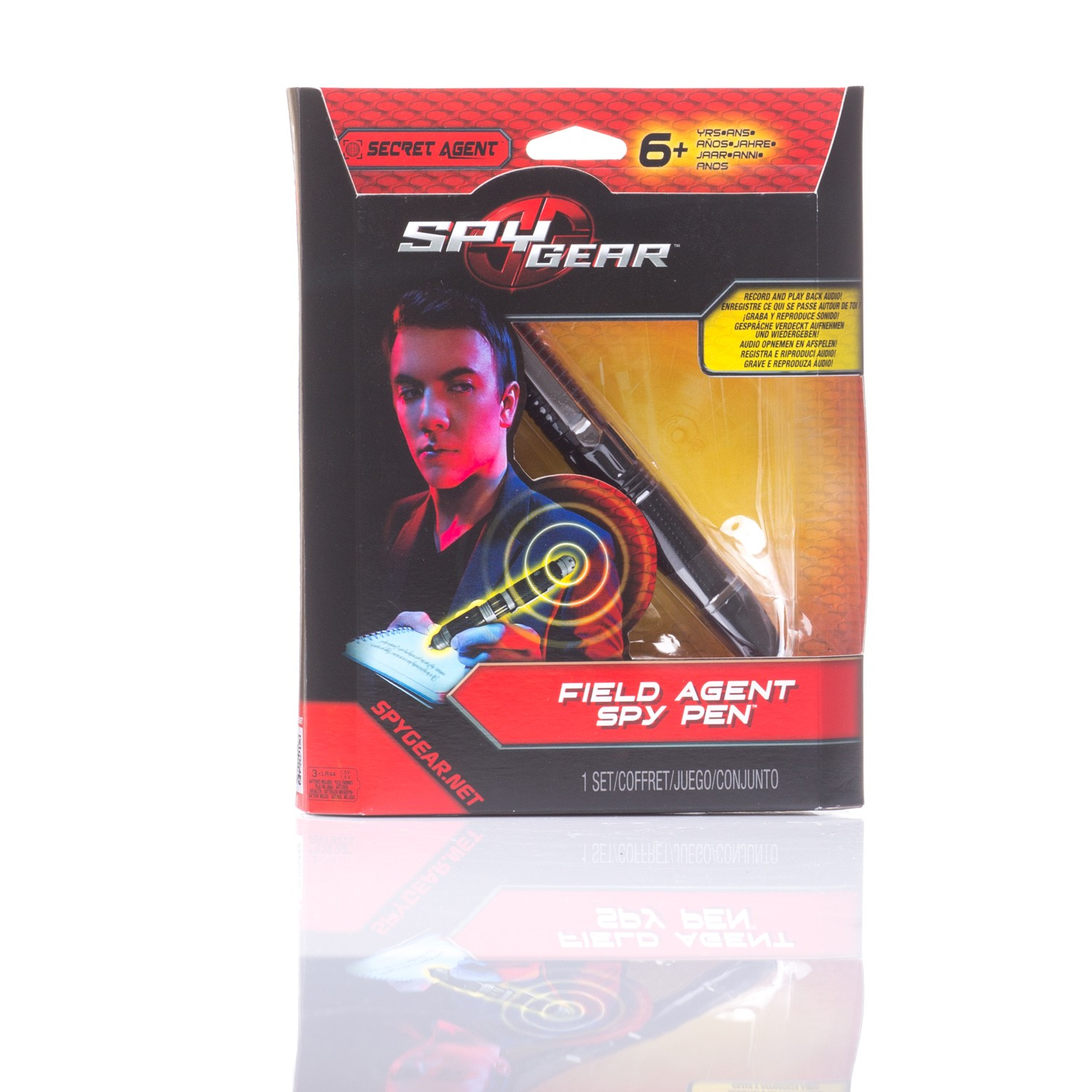 SPY GEAR Field Agent Spy Pen