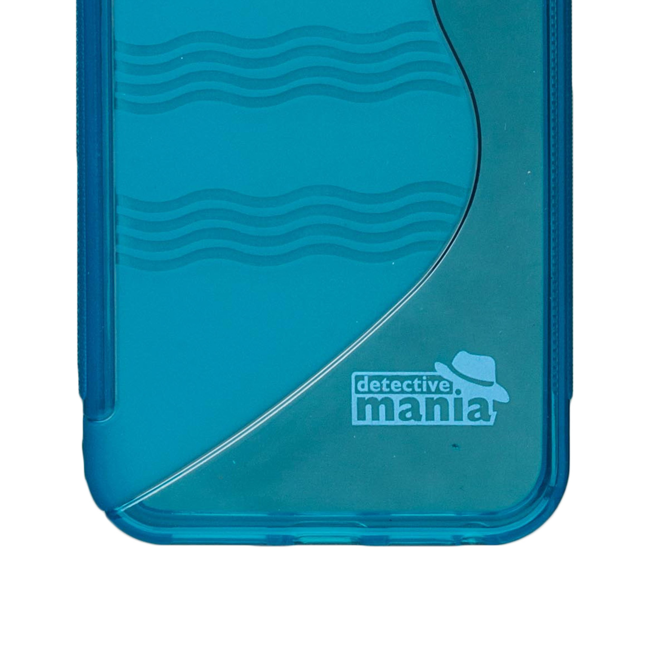 COVER iPhone azzurra