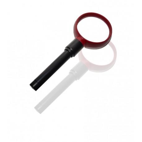 Lente di ingrandimento con led detectivemania - Specchio con lente di ingrandimento ...