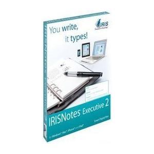 IRIS Notes Executive 2 - iPhone, iPod, MAC